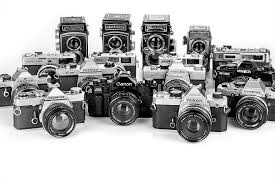 ประเภทของกล้องถ่ายรูป