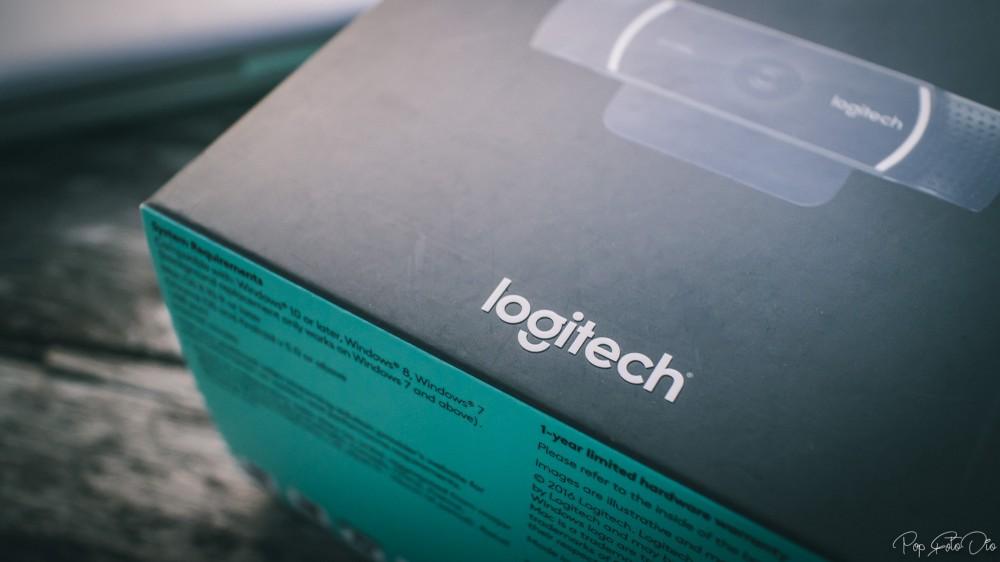 Review C922 Logitech กล้องเว็บแคม