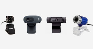 ชนิดของกล้องเว็บแคม (Webcam)