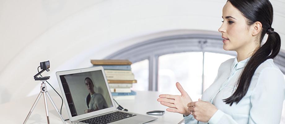 แนะนำกล้อง webcam เพื่อใช้ในการถ่ายทอดสด