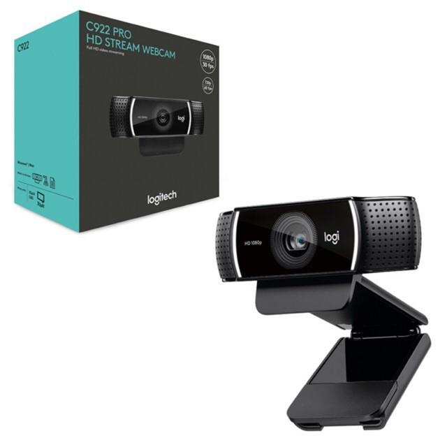 Logitech C922 กล้องเว็บแคมที่โคตรชัด!!!