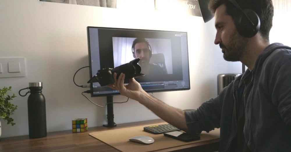 วิธีใช้กล้องเป็นเว็บแคม เสียบได้ทันทีไม่ต้องพึ่ง Video Capture Card