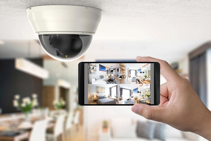 10 กล้องวงจรปิดติดบ้าน ดูผ่านมือถือได้เรียลไทม์ ราคาเริ่มต้นที่หลักร้อย !!