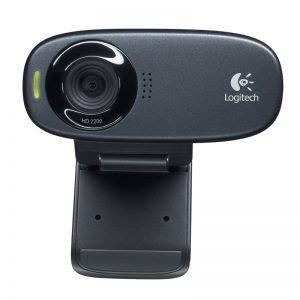 การใช้งานเกล้องวิดีโอเว็บแคม