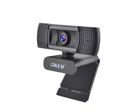 กล้องเว็บแคม Oker HD-629