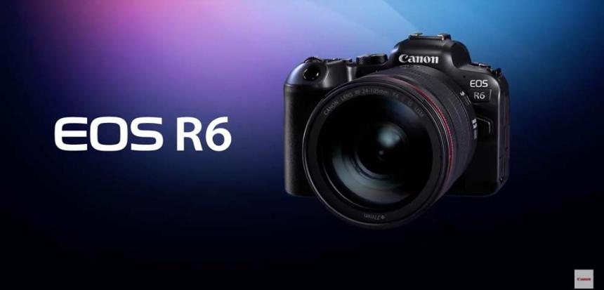 กล้อง 2021 CANON EOS R6