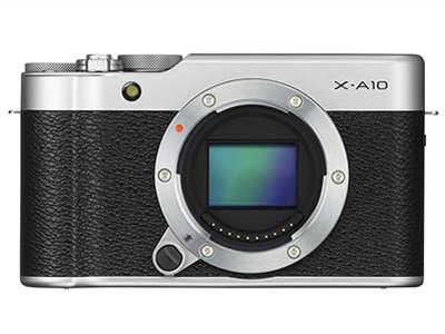 กล้องถ่ายวิวสวย FUJIFILM X-A10