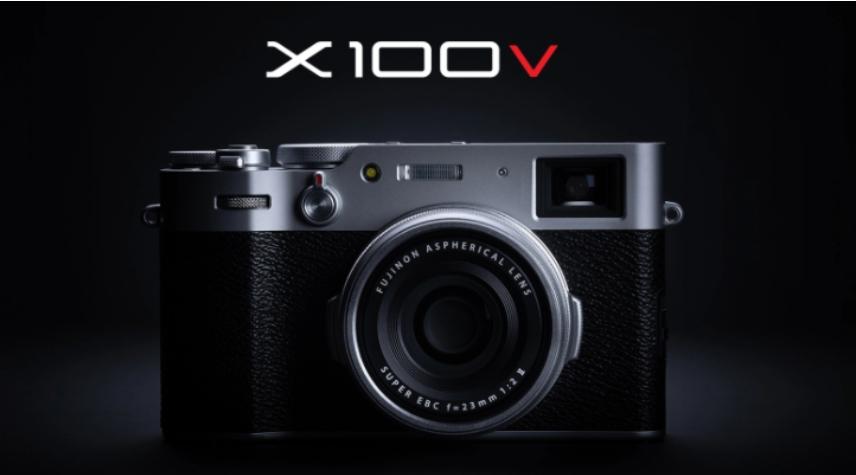 กล้อง FUJIFILM X100V