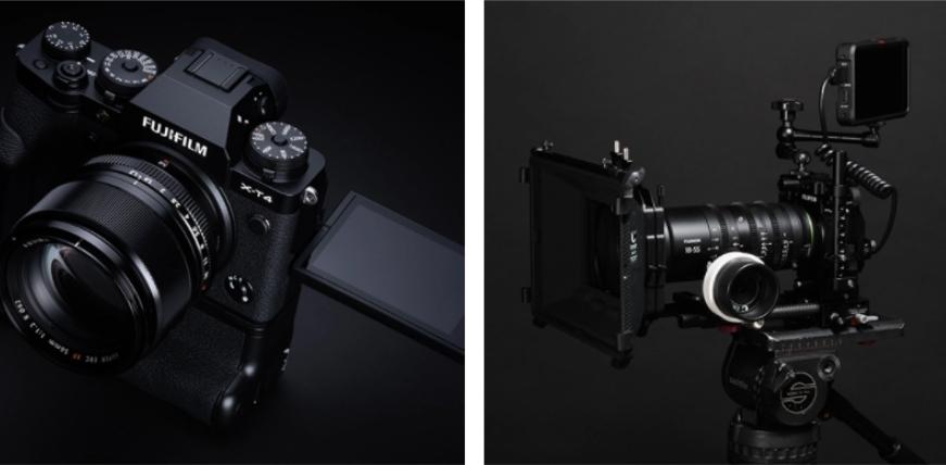 กล้องแนะนำปี 2021 FUJIFILM X-T4
