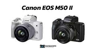 กล้อง CANON EOS M50 MARK II